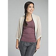 Womens Prana Lima Cardigan Long Sleeve Technical Tops