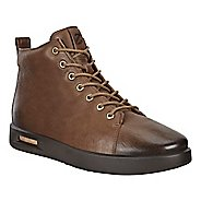 Mens Ecco Corksphere 1 High Casual Shoe