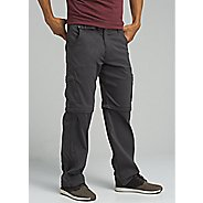 Mens Prana Stretch Zion Convertible Pants