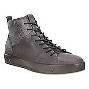 Mens Ecco High Top II Casual Shoe