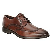 Mens Ecco Melbourne Wingtip Tie Casual Shoe