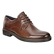 Mens Ecco Newcastle Classic Tie Casual Shoe