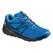 Mens Salomon Sense Max 2 Trail Running Shoe - Indigo Bunting 11.5
