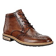 Mens Ecco Vitrus I Wingtip Boot Casual Shoe