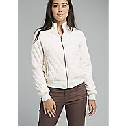 Womens Prana Diva Bomber Cold Weather Jackets