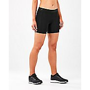 Womens 2XU Accelerate 5-inch Compression and Fitted Shorts