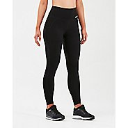 Womens 2XU Fitness Hi-Rise Comp Tights and Leggings Pants