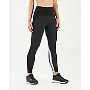 Womens 2XU Fitness Hi-Rise Comp Print Tights & Leggings Pants