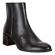 Womens Ecco Shape 35 Block Ankle Boot Casual Shoe