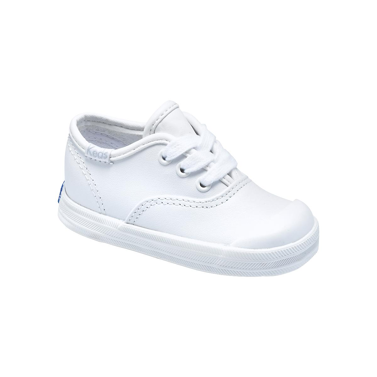 f5cffdc45b374a Kids Keds Champion Lace Toe Cap Classic Casual Shoe