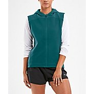 Womens 2XU URBAN Zip Thru Vests Jackets