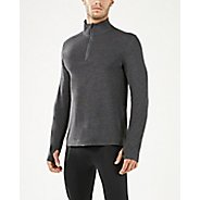 Mens 2XU HEAT 1/4 Zip Long Sleeve Technical Tops