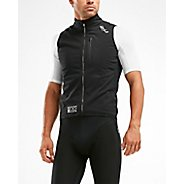 Mens 2XU X:C2 Winter Cycle Gillet Vests Jackets