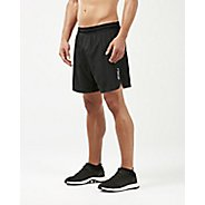 Mens 2XU XVENT 7-inch Free Unlined Shorts