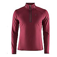 Mens Craft Prep Halfzip Half-Zips & Hoodies Technical Tops