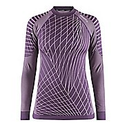 Womens Craft Active Intensity CN Long Sleeve Technical Tops