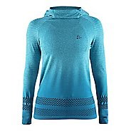 Womens Craft Core Fuseknit Half-Zips & Hoodies Technical Tops
