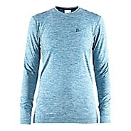 Womens Craft Warm Comfort Long Sleeve Technical Tops