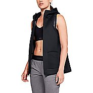 Womens Under Armour Unstoppable\Move Vests Jackets