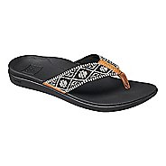 Womens Reef Ortho-Bounce Woven Sandals Shoe