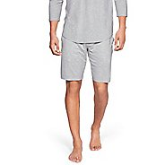 Mens Under Armour Recovery Sleepwear Elite Short Boxer Brief Underwear Bottoms