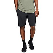 Mens Under Armour Rival Jersey Unlined Shorts