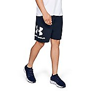 Mens Under Armour Sportstyle Cotton Graphic Unlined Shorts