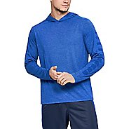 Mens Under Armour Siro Graphic Half-Zips and Hoodies Technical Tops