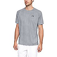 Mens Under Armour Tech Printed 2.0 Short Sleeve Technical Tops