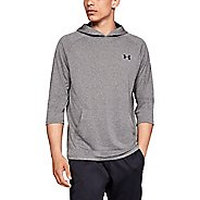 Mens Under Armour Tech 3/4 Sleeve 2.0 Half-Zips and Hoodies Technical Tops