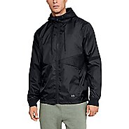 Mens Under Armour Unstoppable Windbreaker Rain Jackets