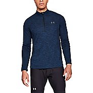 Mens Under Armour Vanish Seamless Half-Zips and Hoodies Technical Tops