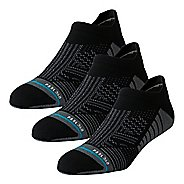 Mens Stance TRAINING Uncommon No Show Tab Socks 3 pack