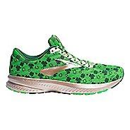 Womens Brooks Shamrock Launch 6 Running Shoe