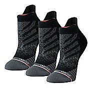 Womens Stance RUN Uncommon No Show Tab Socks 3 pack