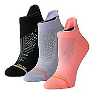 Womens Stance TRAINING Uncommon No Show Tab Socks 3 pack