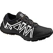 Womens Salomon Crossamphibian Swift 2 Running Shoe - Black 8.5