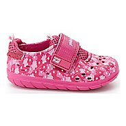 ea5927bbc360a3 Kids Stride Rite M2P Phibian Baby Casual Shoe - Pink Floral 6C