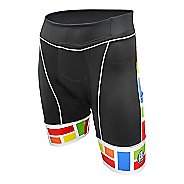 Womens De Soto Femme 400-Mile Cycling Compression & Fitted Shorts