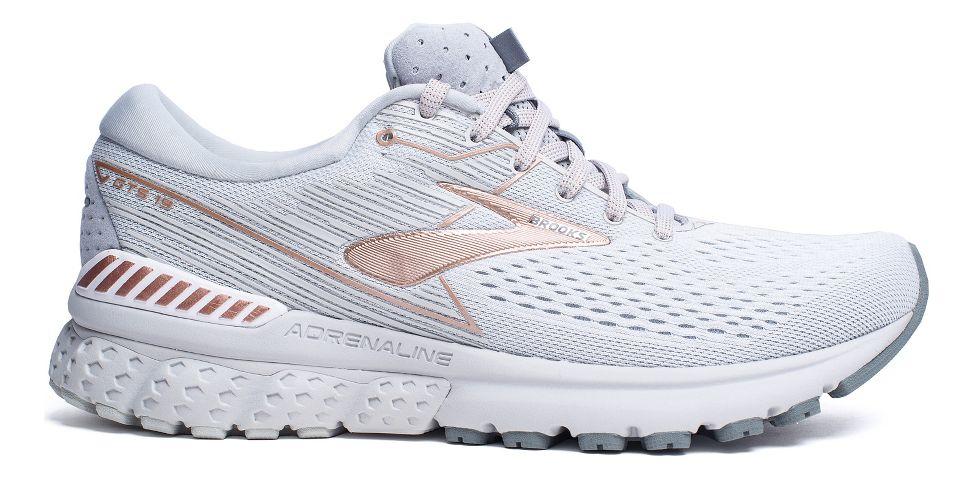 ee2f07e8fb5 Womens Brooks Adrenaline GTS 19 Metallic Running Shoe at Road Runner Sports
