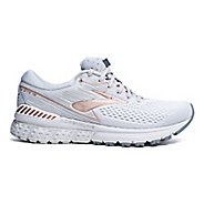 Womens Brooks Adrenaline GTS 19 Metallic Running Shoe