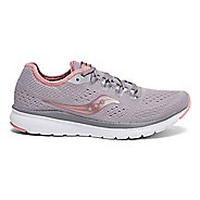 Womens Saucony Flare Casual Shoe - Grey/Pink 10.5