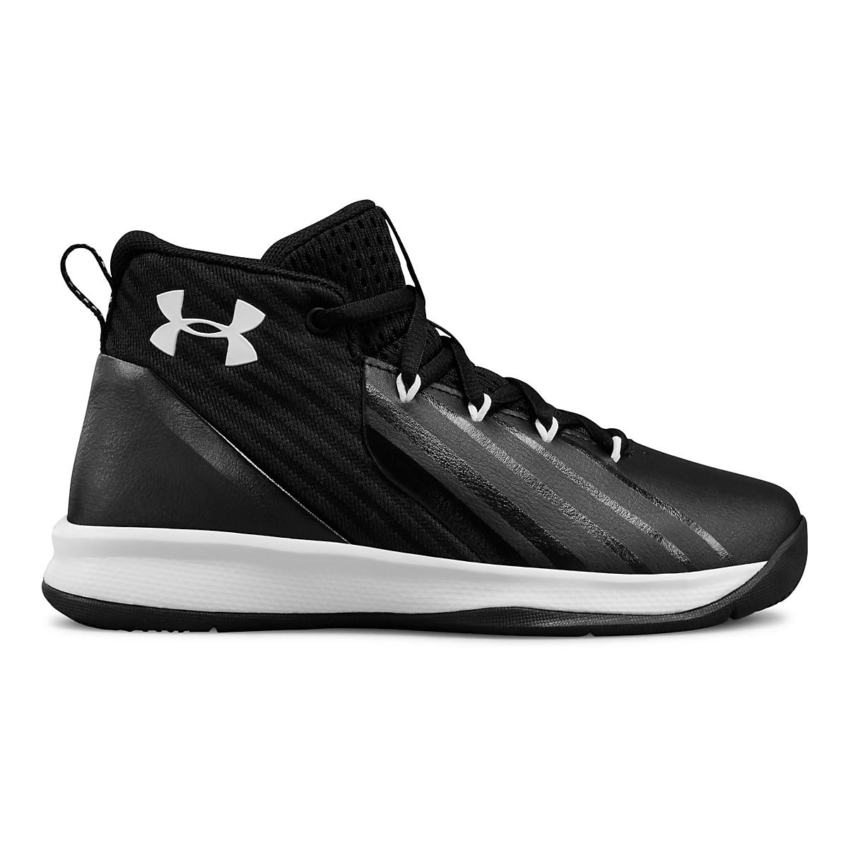 c347433fd94 Kids Under Armour Lockdown 3 Court Shoe