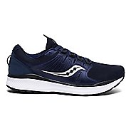Mens Saucony Inferno Casual Shoe - Navy/Black 10.5