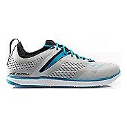 Mens Altra Kayenta Running Shoe - Silver/Blue 12
