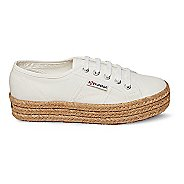 Womens Superga 2730 Cotu Rope Casual Shoe