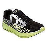 Skechers GO Run Razor 3 Hyper Running Shoe - Black/Lime 4.5