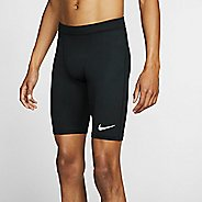 Mens Nike Power Half Compression Tights