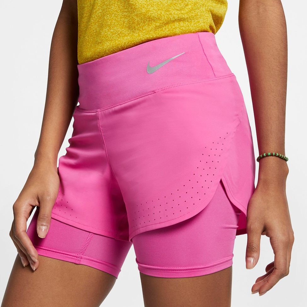 Womens Nike Eclipse 2 in 1 Shorts at Road Runner Sports