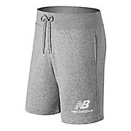 Mens New Balance Essentials Stacked Logo Unlined Shorts